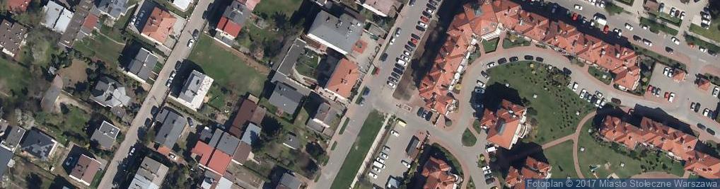 Zdjęcie satelitarne Antykon Controls