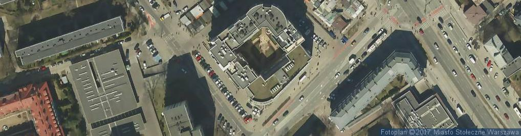 Zdjęcie satelitarne Antykwariat Kaduk