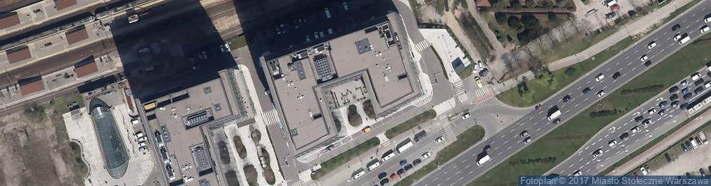 Zdjęcie satelitarne Arcadis Sp. z o.o.