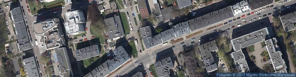 Zdjęcie satelitarne Archeion