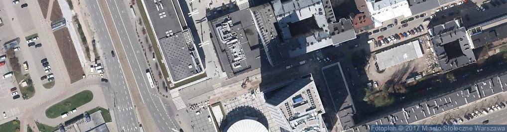 Zdjęcie satelitarne Archibald Szkoła Języka Angielskiego
