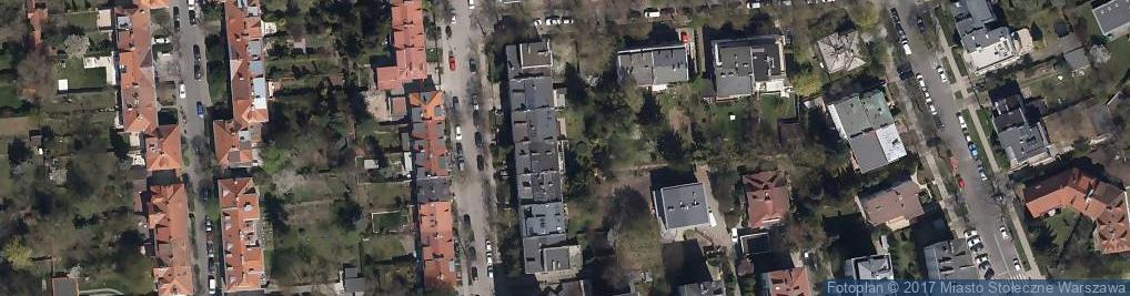 Zdjęcie satelitarne Archistudio