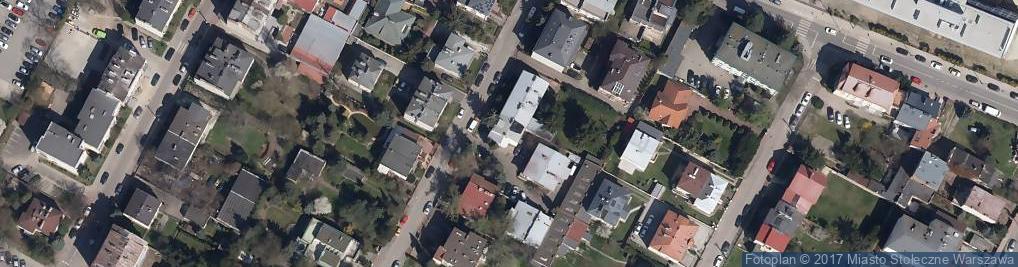 Zdjęcie satelitarne Architektura i Inwestycje 2