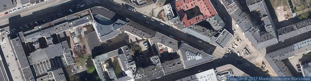 Zdjęcie satelitarne Arista Polska