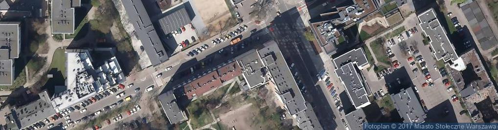 Zdjęcie satelitarne Ars Christiana Trade Sp.z o.o.