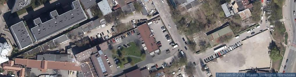 Zdjęcie satelitarne Art Hair Design