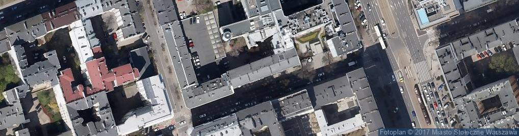 Zdjęcie satelitarne Artibus Studio DTP