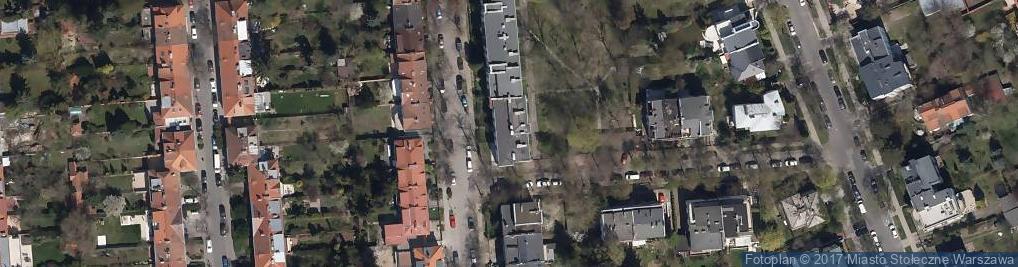 Zdjęcie satelitarne Artil