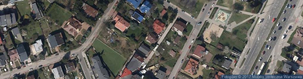 Zdjęcie satelitarne Arto Aleksandrowicz Tomasz Gajdziński Artur