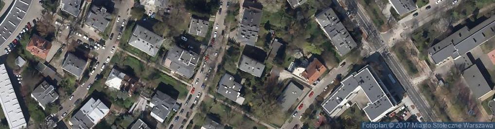Zdjęcie satelitarne Artur Biuro Podróży
