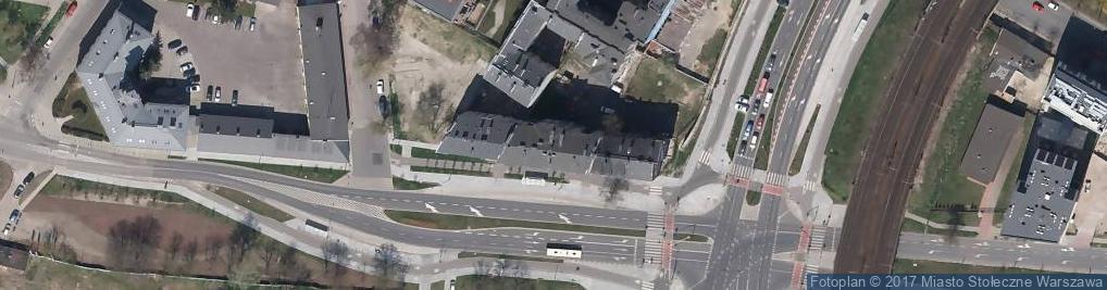 Zdjęcie satelitarne Artur Henryk Jabłoński