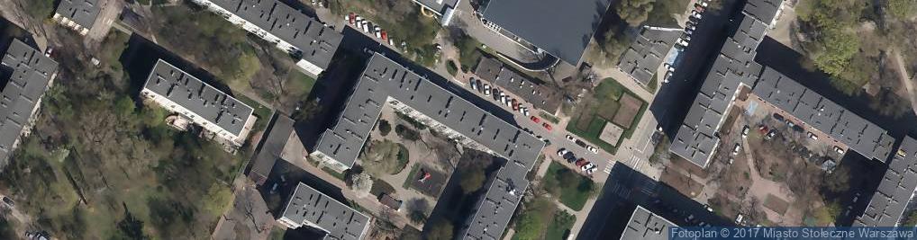 Zdjęcie satelitarne Artur Zalewski - Działalność Gospodarcza