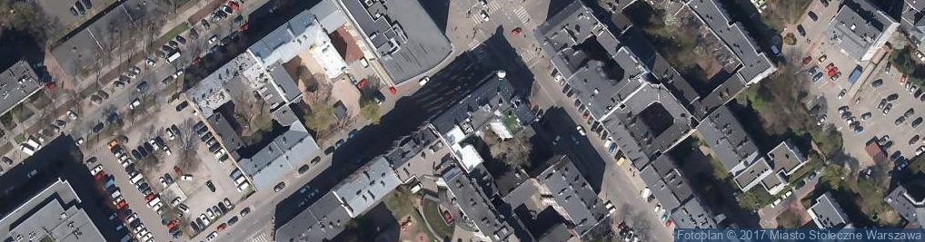 Zdjęcie satelitarne Asko Mroziewicz Joanna
