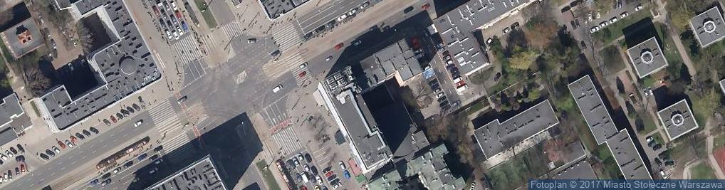 Zdjęcie satelitarne ATS Biuro Usług Księgowo Podatkowych