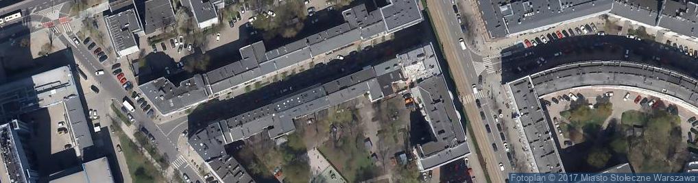 Zdjęcie satelitarne Audio Med Aparaty Słuchowe