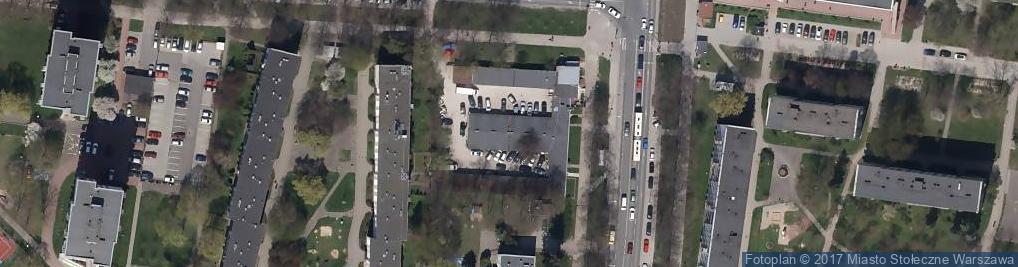 Zdjęcie satelitarne Audio Tone