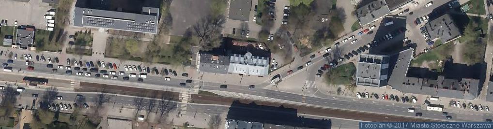 Zdjęcie satelitarne Audior Import Export Handel