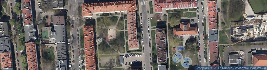 Zdjęcie satelitarne Auto Andar