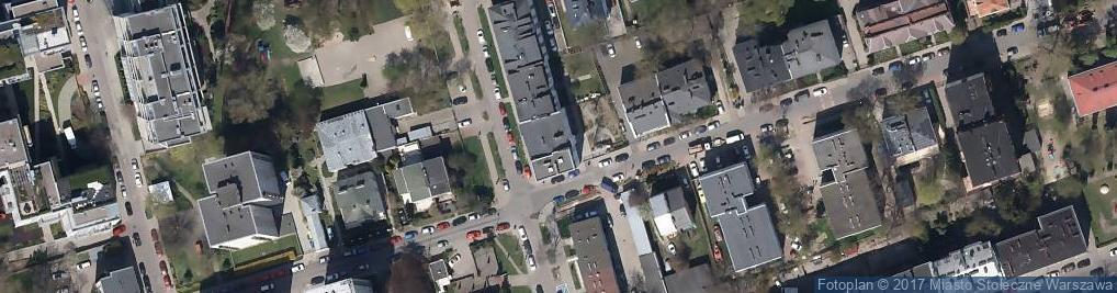 Zdjęcie satelitarne Auto Jackowski Paweł Jackowski