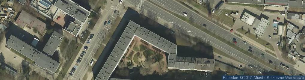 Zdjęcie satelitarne Auto Land