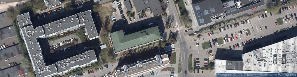 Zdjęcie satelitarne Avi Diagnostyka Obrazowa