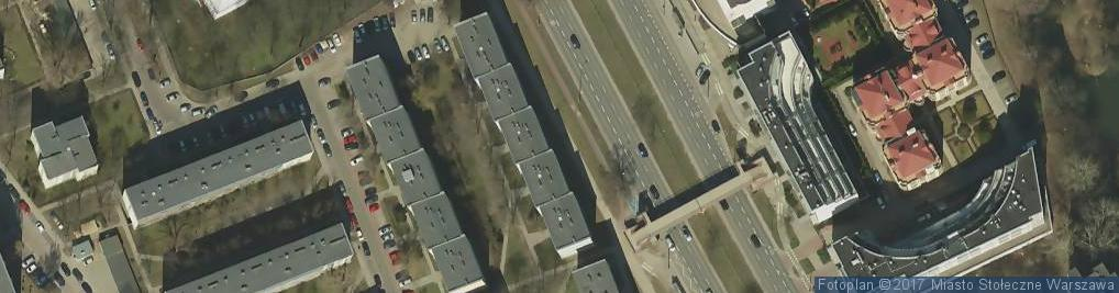Zdjęcie satelitarne B & B Wydawnictwo Poligraficzne