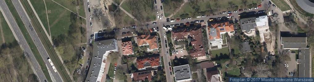 Zdjęcie satelitarne Baltic Accountants And Consultants BAAC