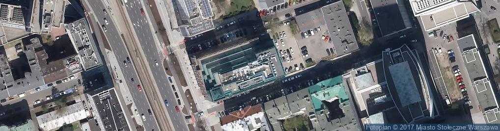 Zdjęcie satelitarne Bank Ochrony Środowiska S.A. III Oddział