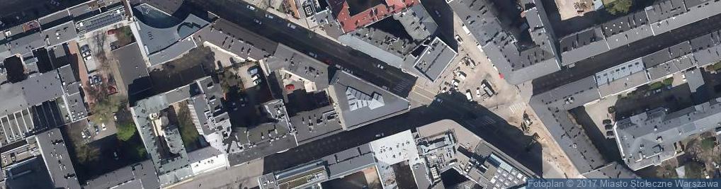 Zdjęcie satelitarne Barbara Włodarska - Działalność Gospodarcza