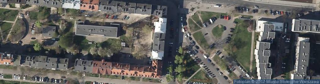 Zdjęcie satelitarne Barbara Wróblewska - Działalność Gospodarcza