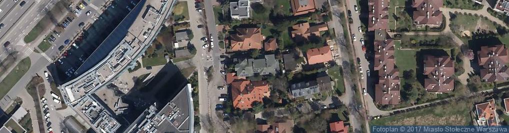 Zdjęcie satelitarne Barentz Sp. z o.o.