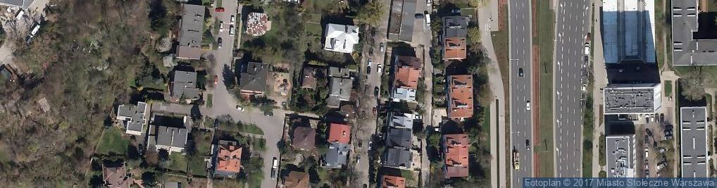 Zdjęcie satelitarne Beaver Szkolenia