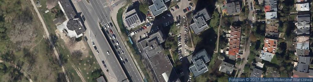 Zdjęcie satelitarne Biuro Projektowe - Jarosław Nowakowski