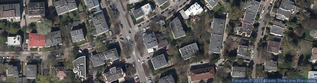 Zdjęcie satelitarne Biuro Rachunkowe Doradztwo Podatkowe