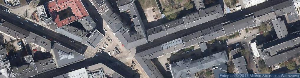 Zdjęcie satelitarne Biuro Służby Krajowej Anonimowych Alkoholików