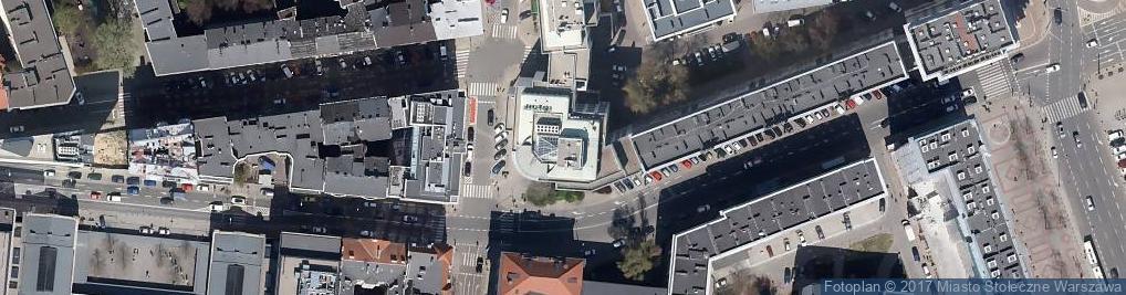 Zdjęcie satelitarne Biznes Net