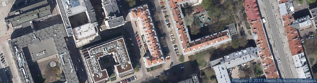 Zdjęcie satelitarne Bogdan Szczesiak Studio PR