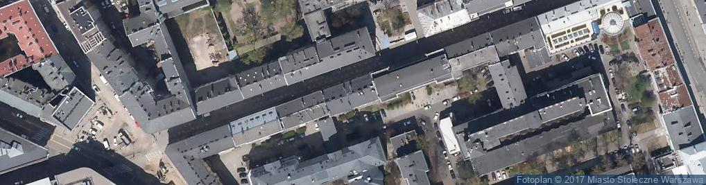 Zdjęcie satelitarne Bon & Gepardy