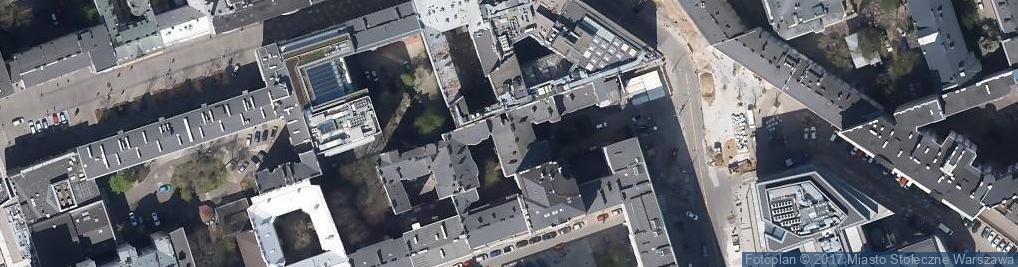 Zdjęcie satelitarne Bożena Zagórska - Działalność Gospodarcza