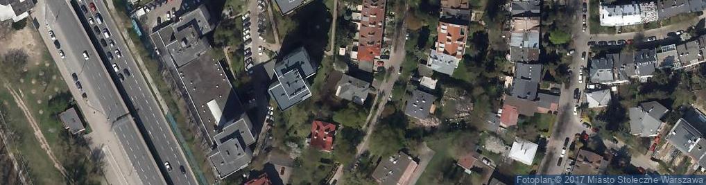 Zdjęcie satelitarne Budo Marcin Mirowski