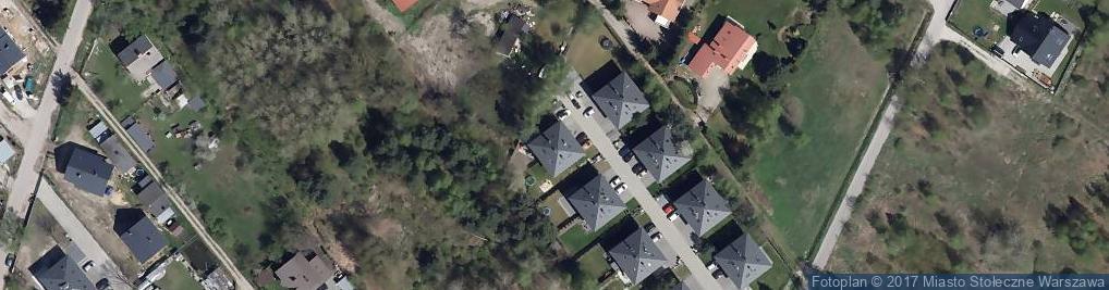 Zdjęcie satelitarne Budself Paweł Starczak