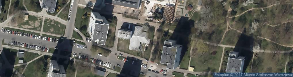Zdjęcie satelitarne Burkert Contromatic GmbH Oddzial w Polsce