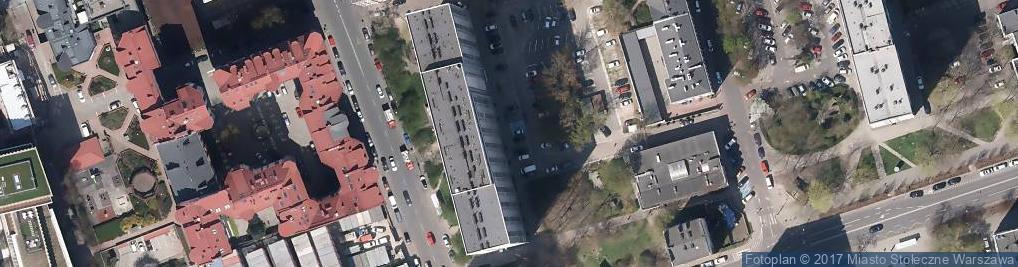 Zdjęcie satelitarne Busik Usługi Turystyczne