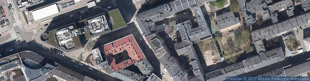 Zdjęcie satelitarne Cardvat Limited Oddział w Polsce