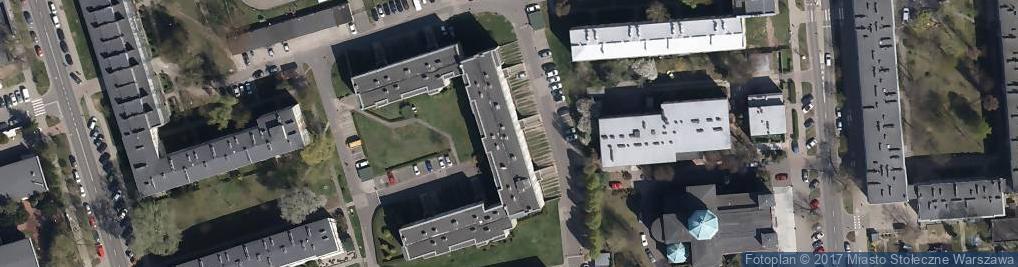 Zdjęcie satelitarne Cezary Greś - Działalność Gospodarcza