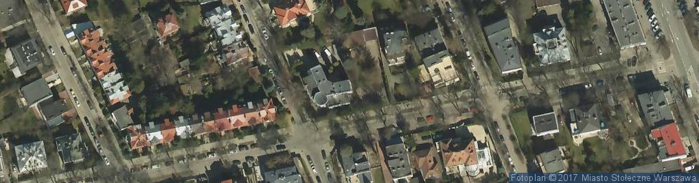 Zdjęcie satelitarne CHZ Ars Polona S.A.
