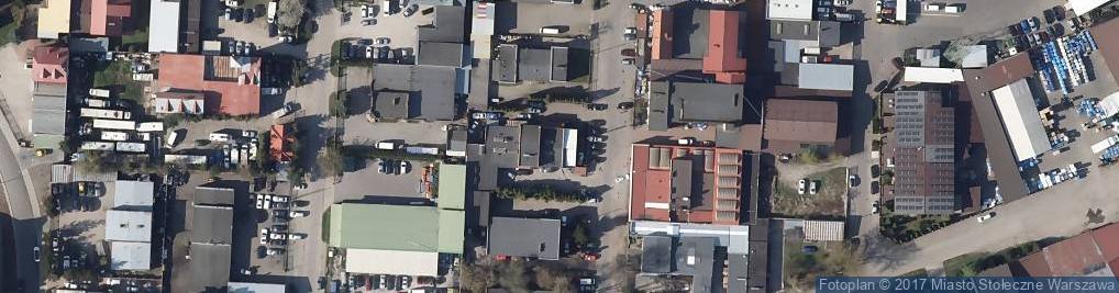 Zdjęcie satelitarne Citroen-Classic Pietrucha Ryszard, Nowosielski Marek, Pietrucha Bożena, Nowosielski Marcin