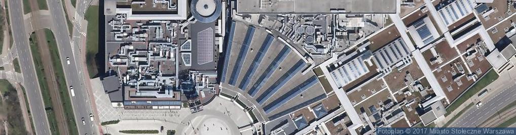 Zdjęcie satelitarne City Sport Sp. z o.o.