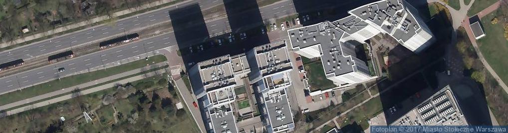 Zdjęcie satelitarne Citybud Sp. z o.o.