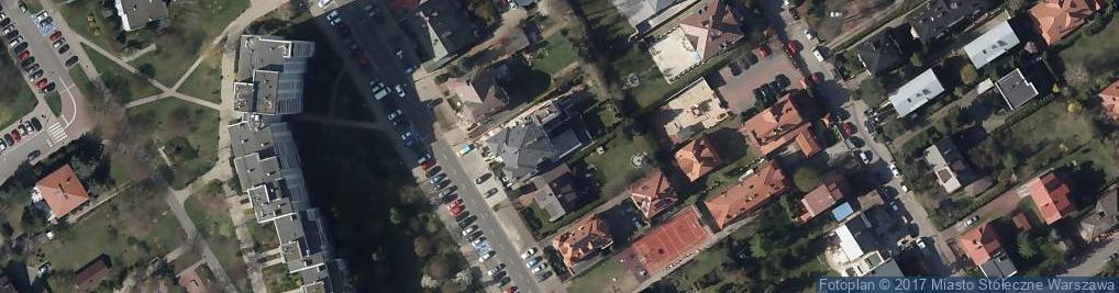 Zdjęcie satelitarne Coleman International Sp. z o.o.